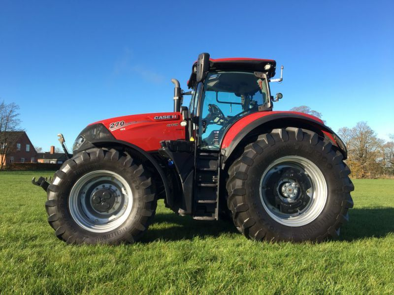 CASE IH OPTUM 270 CVX Traktor 2016
