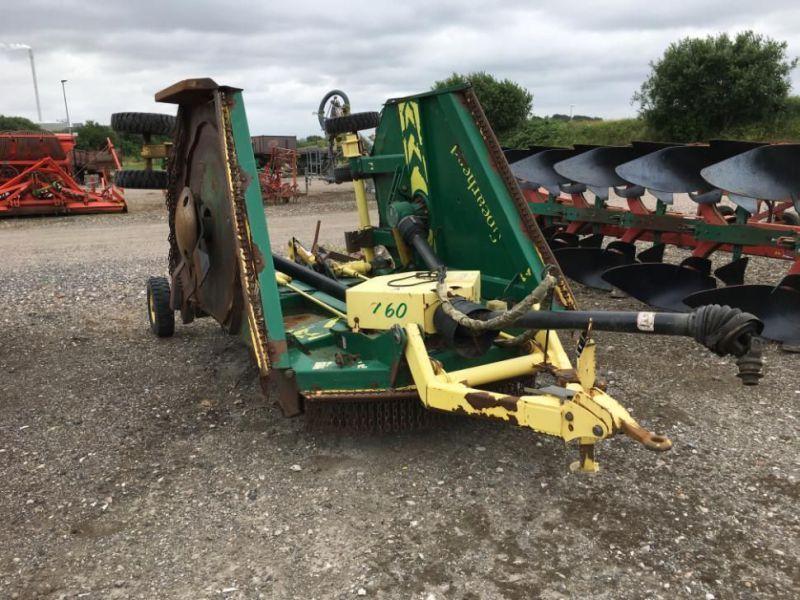 Speadhead Multicut 460 Bremssattel / Rollschneider für den Traktor