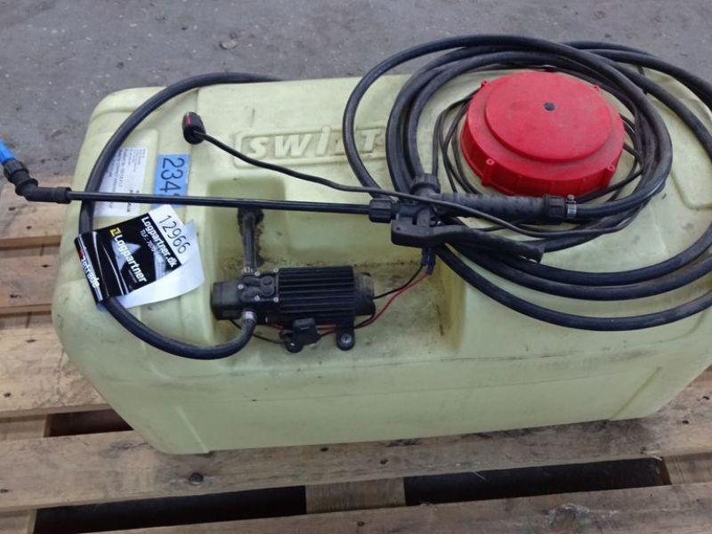 Hardi 100 Liter 12 Volt Kompaktspritze / 100 Liter 12 Volt Kompaktspritze