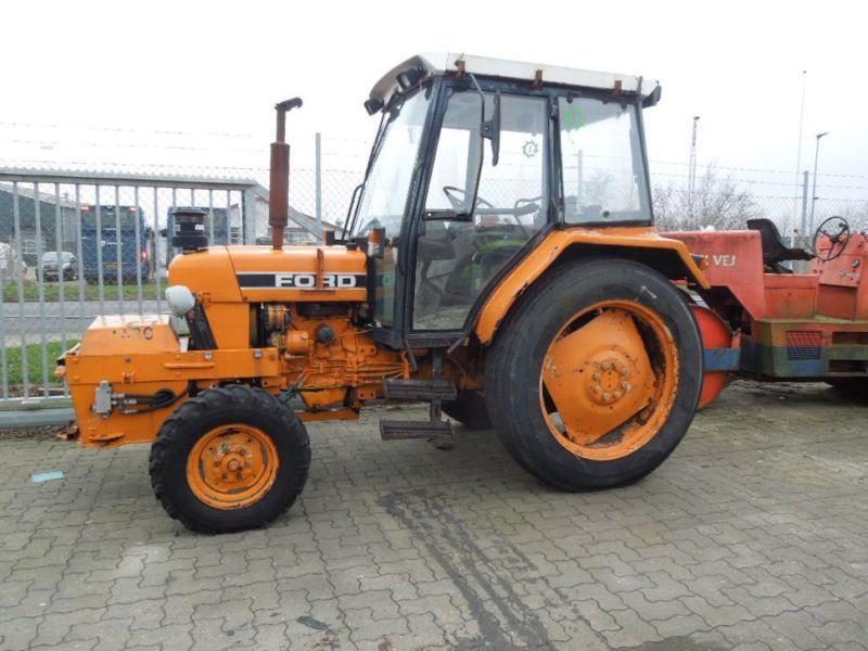 Ford 4130 Traktor