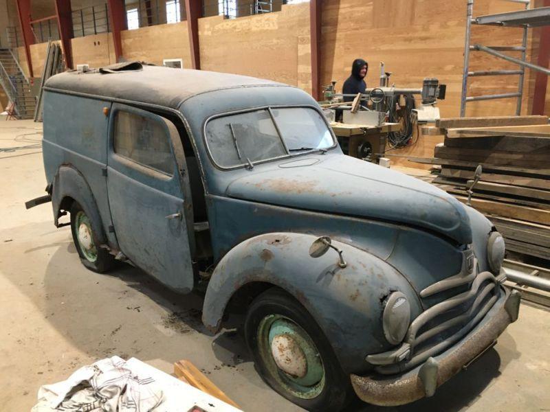 Ford Taunus Veteranenauto / Oldtimer