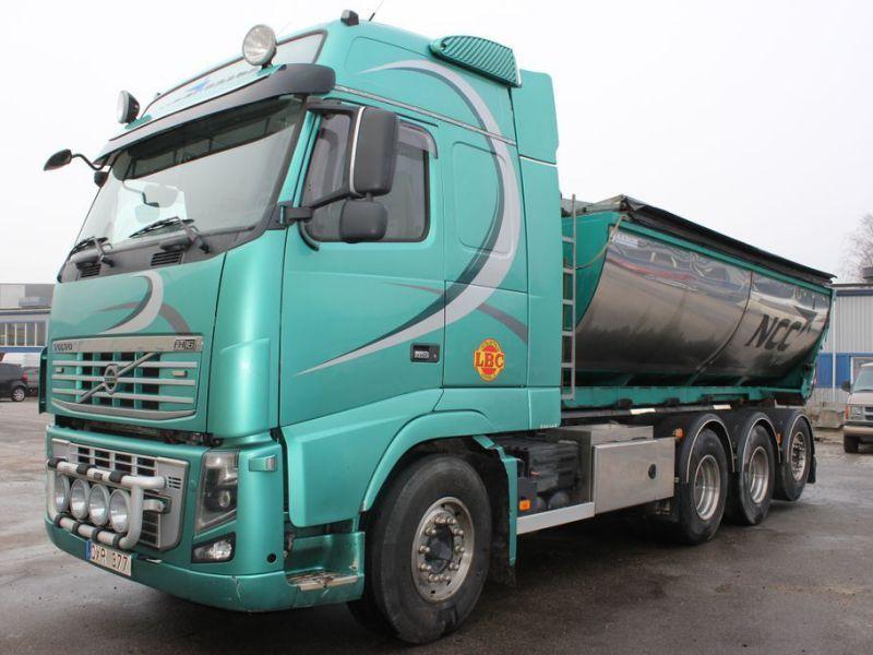 Volvo FH16 -750 Lastaustauscher Tridem / Hookloader