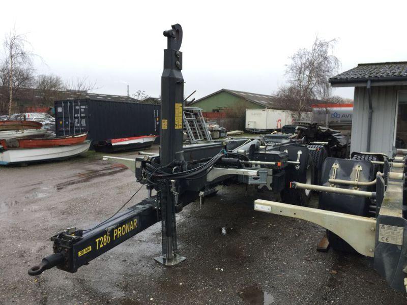 Pronar T286 Hakenliftanhänger / Hakenliftanhänger