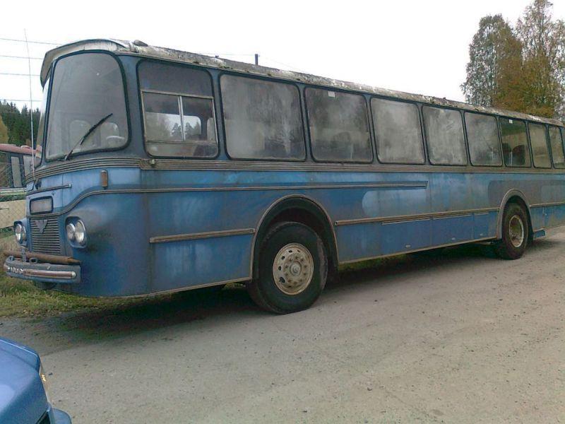 1967 VOLVO BUS B57