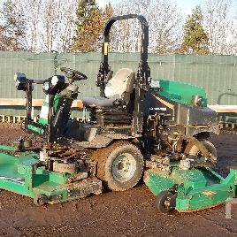 RANSOMES HR6010 3300 mm Ride On Landscape Mower