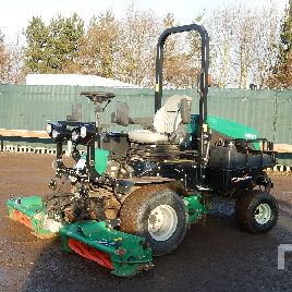 RANSOMES PARKWAY 3 Ride On Reel Front Mount Landscape Mower