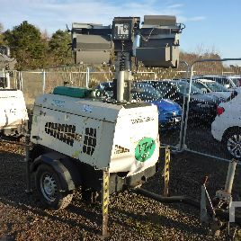 2011 Turmleuchte VT1230V-1281 Portable Light Tower