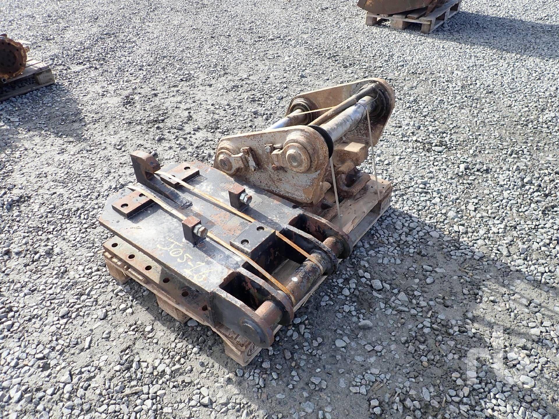 LEHNHOFF Coupler Excavator Attachment - Other Warennummer 6720