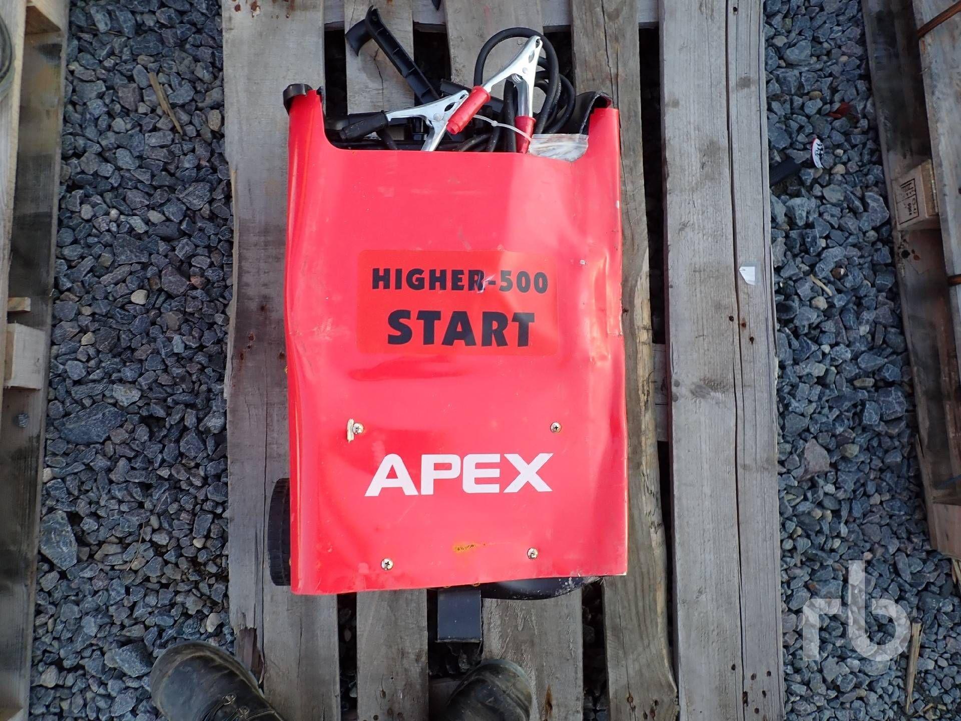 2019 APEX HIGHER-500 Ladegerät