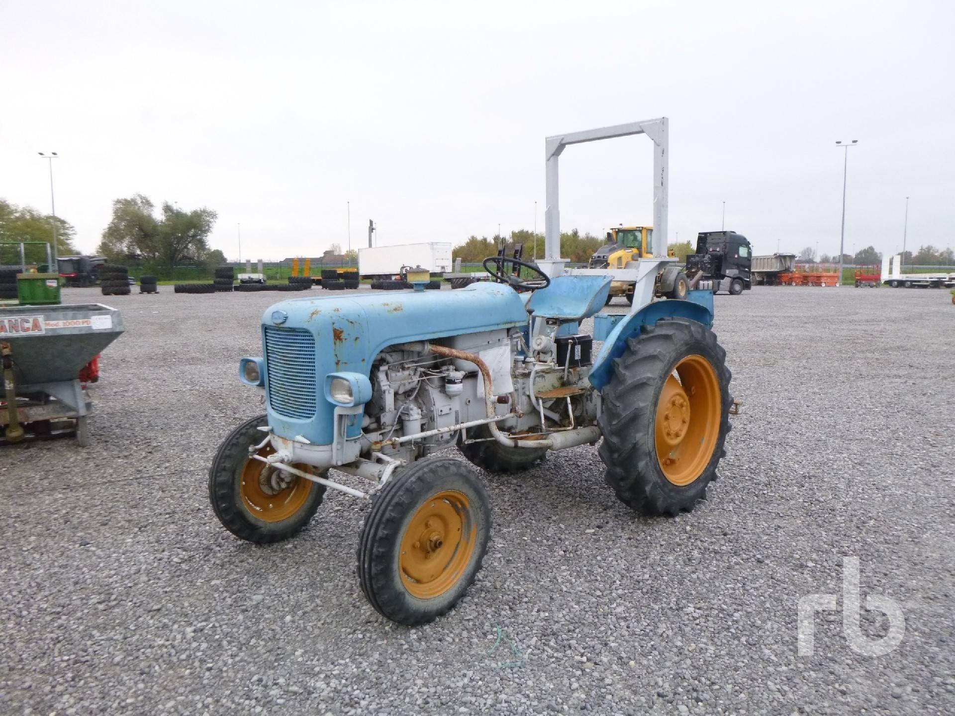 1969 LANDINI R3200 2WD Traktor