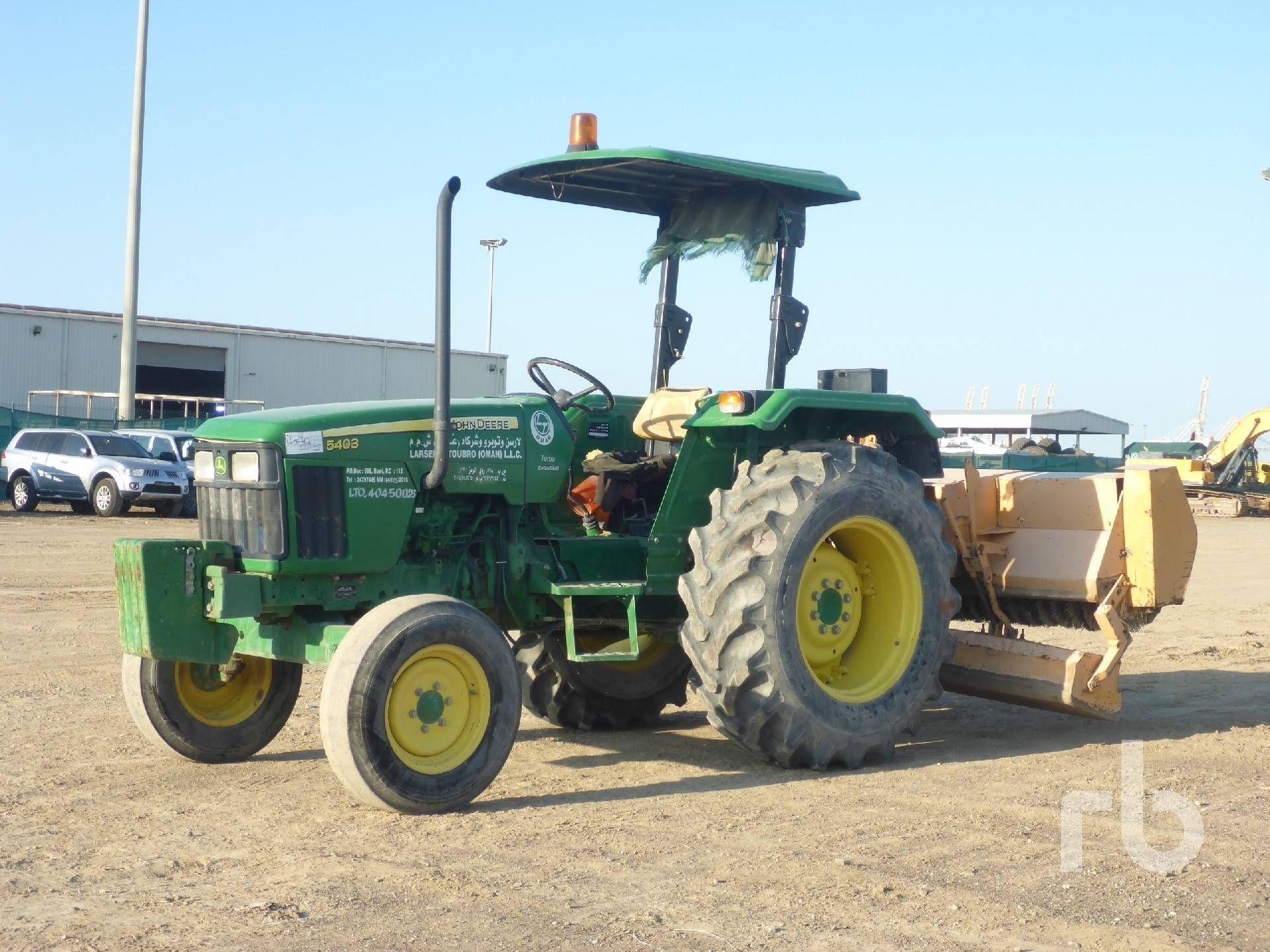 JOHN DEERE 5403C 2WD Traktor