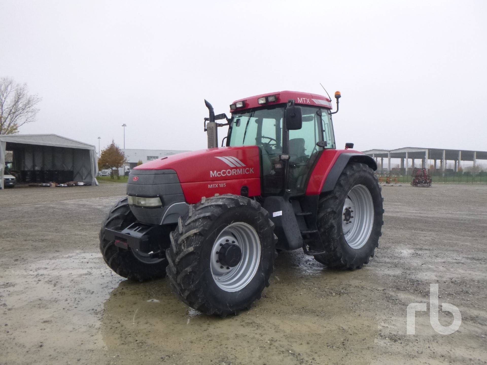 MCCORMICK MTX185 MFWD Traktor