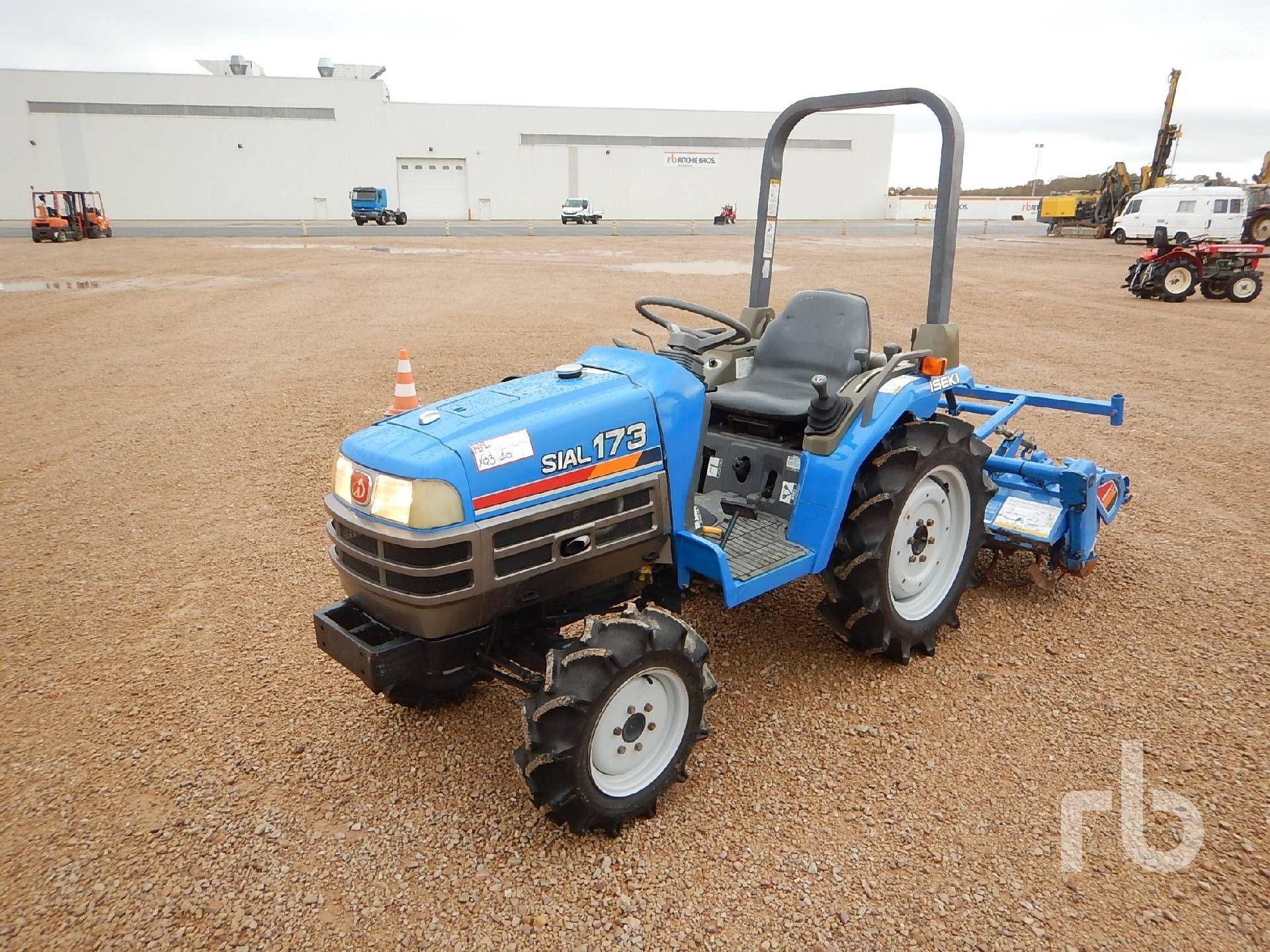 ISEKI SIAL173 Allrad-Traktor