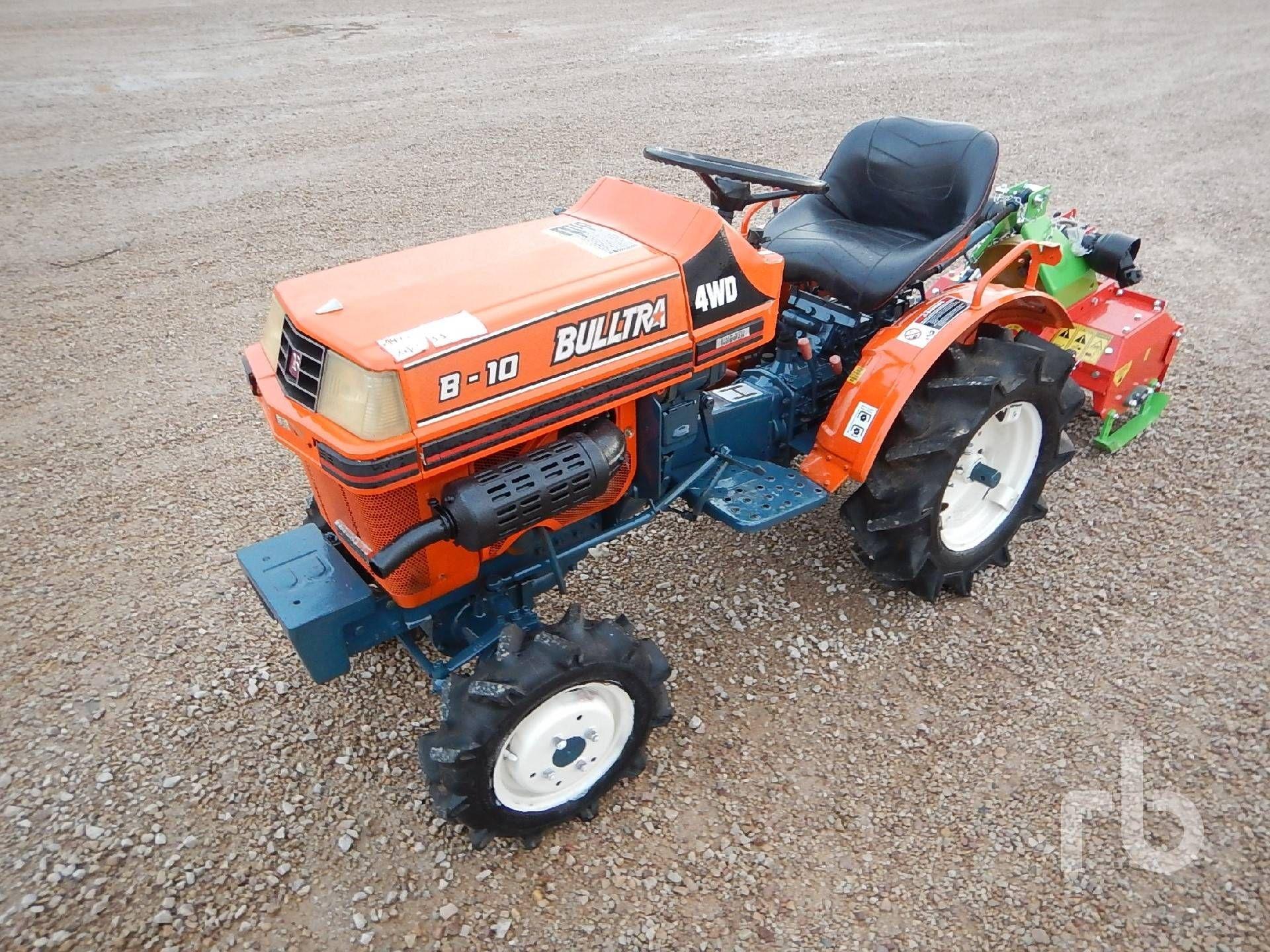 KUBOTA B5001 Allradtraktor
