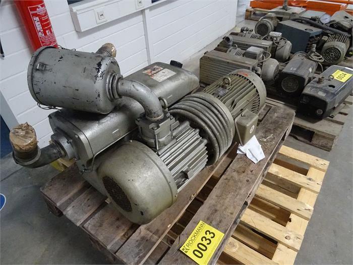 1 Busch Vakuumpumpe RC02 150 B