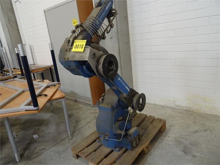 1 Industrieroboter MOTOMAN ROBOTEC