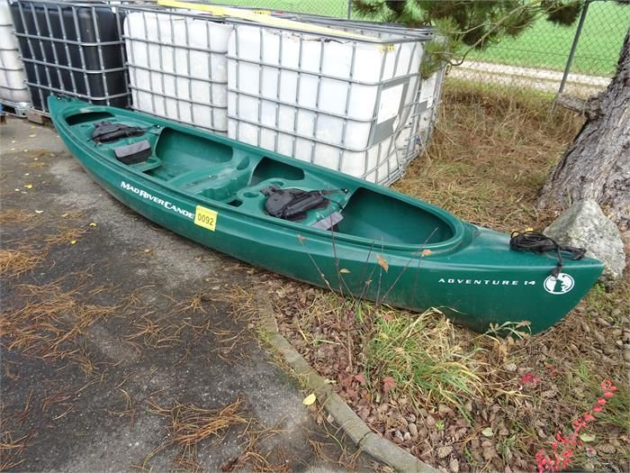 Kanuboot Mad River Canoe - Adventure 14