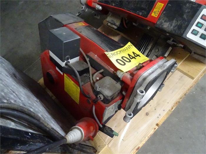 1 Gasbrenner Giersch Typ MG1-Z-L-N-350