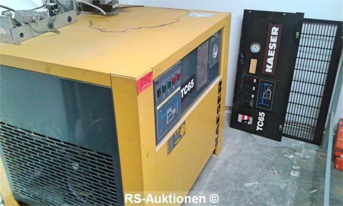 Kältetrockner KAESER TC-65CE, Bj: 1998