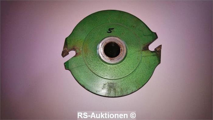 Schlitzscheibe HSS STEHLE, Z-2, 250 x 14 x 40 mm