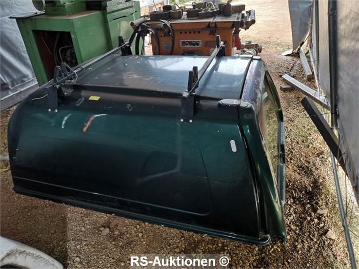 HardTop, passend auf Toyota Hilux 1 1/2 Kabine