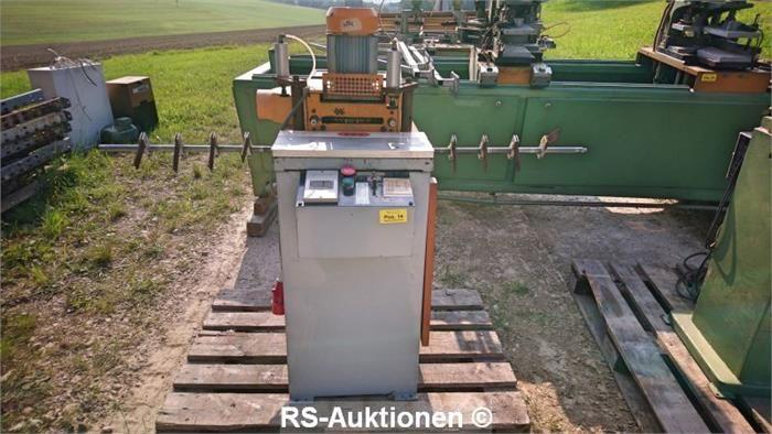 Beschlagsfräse URBAN MLA GSF F03, Bj: 1994, 380 V, 1,1 kW, 7 bar, Maschinen-Nr. 60