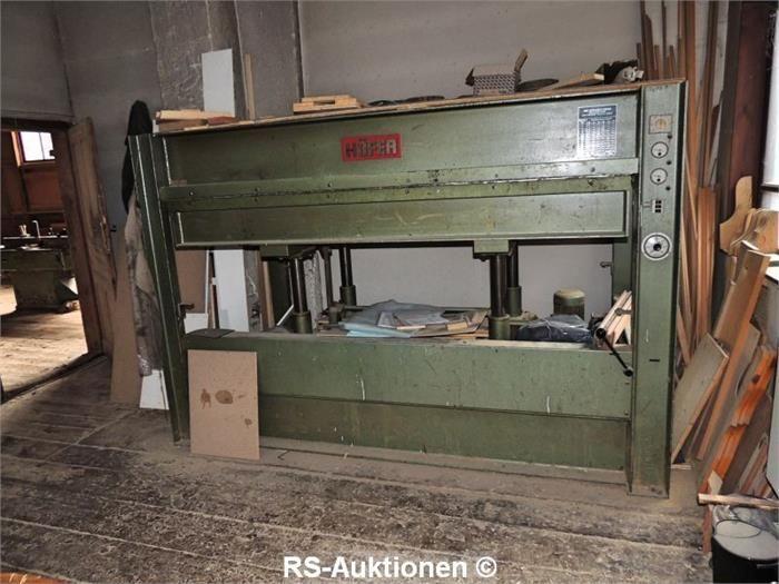 Heizplattenpresse HÖFER H-60