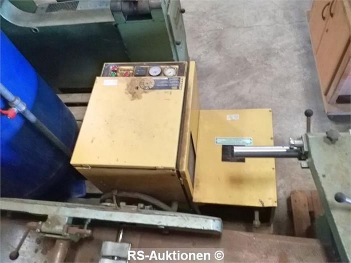 Schraubenkompressor KAESER SM-8, Bj: 1984