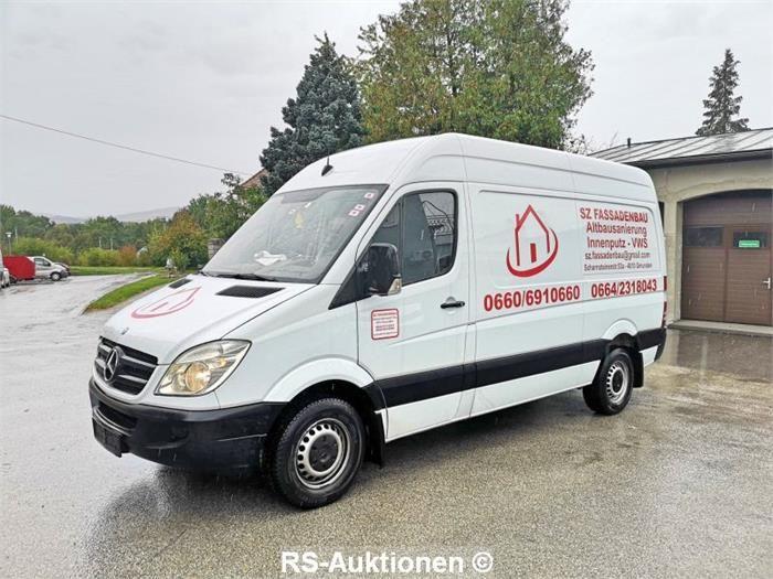 LKW MERCEDES-BENZ 311 CDI Kastenwagen, FIN: WDB9066331S298727