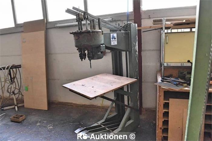 3-Spindel Astloch-Bohrmaschine RÜSCH