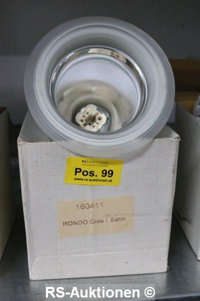 1 Stk. Einbaulampe