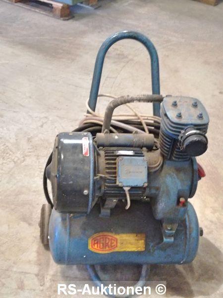 Montagekompressor AGRE 150W, Bj: 1979