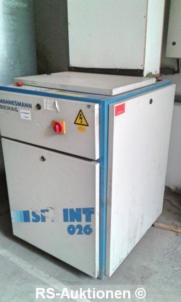 Schraubenkompressor MANNESMANN-DEMAG Sprint 026, Bj: 1994