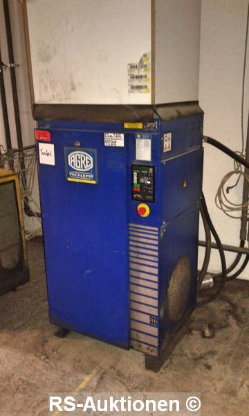 Schraubenkompressor AGRE-TECALEMIT-MAHLE-COMP AIR MSK G22/10 AFUN2, Bj: 1999