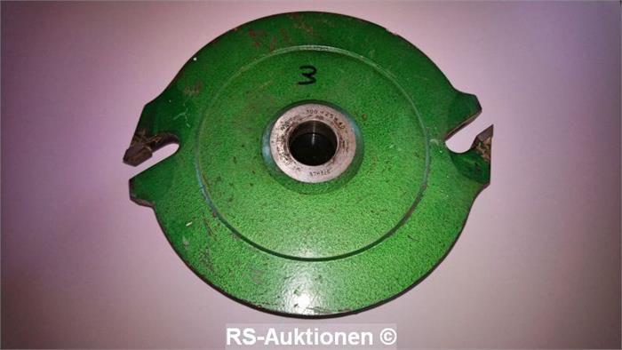 Schlitzscheibe HSS STEHLE, Z-2, 300 x 25 x 40 mm
