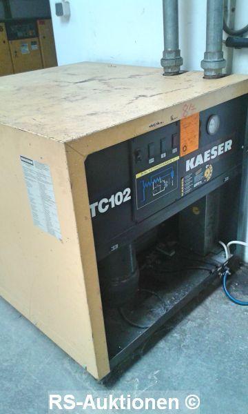 Kältetrockner KAESER TC-102, Bj: 1993