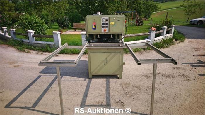Eckenputzmaschine URBAN SV 400, Bj: 1980, 380 V, 1,5 kW, 7 bar, Maschinen-Nr. 40637