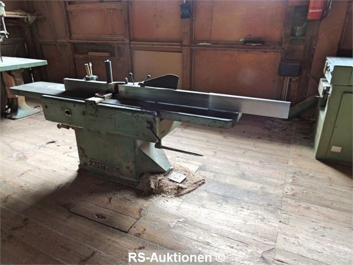 Abrichthobelmaschine KOSTWEIN, 410 mm