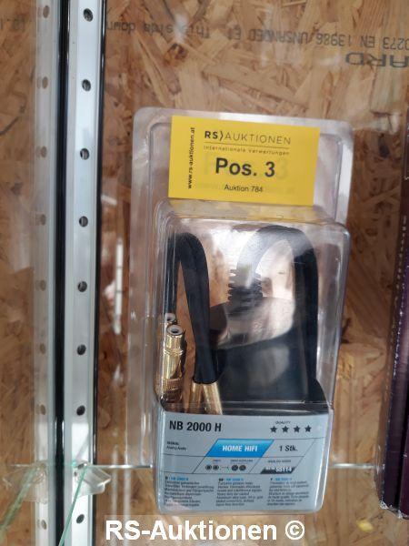 1 Stk. Trennfilter für Audioleitungen OEHLBACH Тип NB2000H