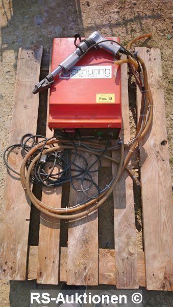 Schrauber mit integrierter Schraubenzuführung SCHÜRING UM 2000, Bj: 1990, 220 V, 6 bar