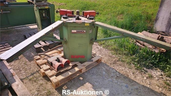 Eckenverbindungsmaschine RAPID HP 205, Bj: 1990, Maschinen-Nr. 5053