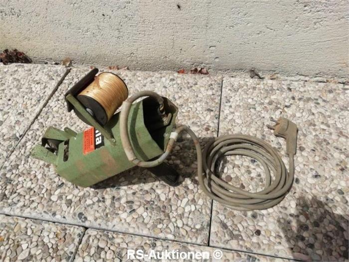 Hand-Furnierzusammensetzmaschine POLLMA HFZ-2
