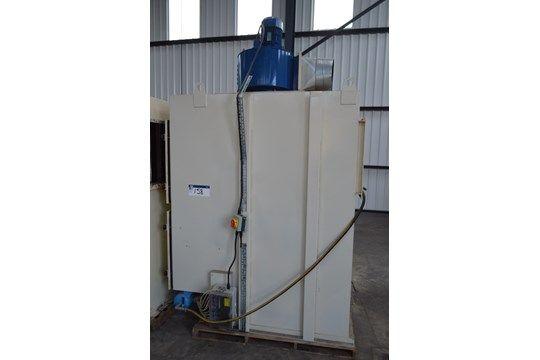 Heaton Green Dust Control Unit, - Kommentare der Verkäufer - einige interne und elektrische Schäden