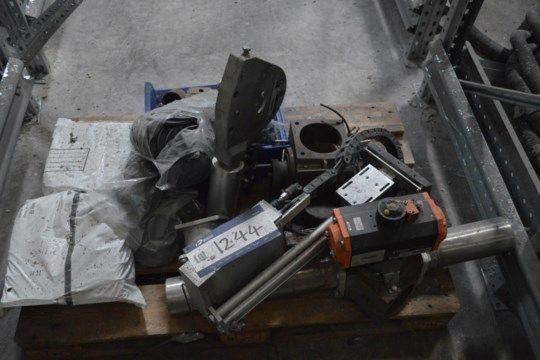 Assorted Equipment, on pallet (Hinweis: Bei diesem Los handelt es sich um s