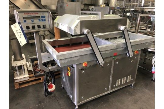 Webomatic Systems 4000 Doppelkammer-Staubsauger, pla