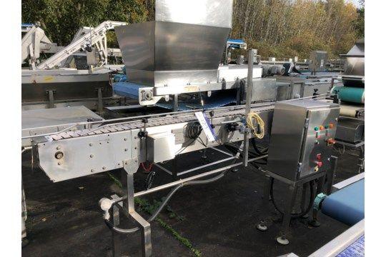 CKF Systems Lattenförderer, Abmessungen ca. 1