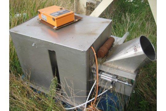 Sensity Rapid 4000/250/78/289 Inline-Metalldetektor