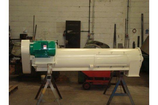 K6 Conditioner, mit 7,5 kW Motor (überholt), pla