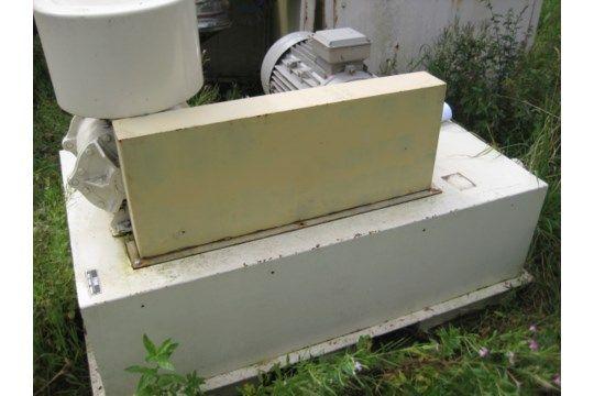PAM-Gebläse, mit 18,5 kW Antrieb, Seriennr. 972321,