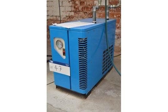 Hi-Line CDA100 Lufttrockner, Seriennr. 1090S0088, Kältemittel R134a, mit zwei Filtern